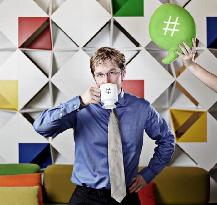 Chris Messina, criador da hashtag (Foto: Reprodução/chrismessina.me) (Foto: Chris Messina, criador da hashtag (Foto: Reprodução/chrismessina.me))