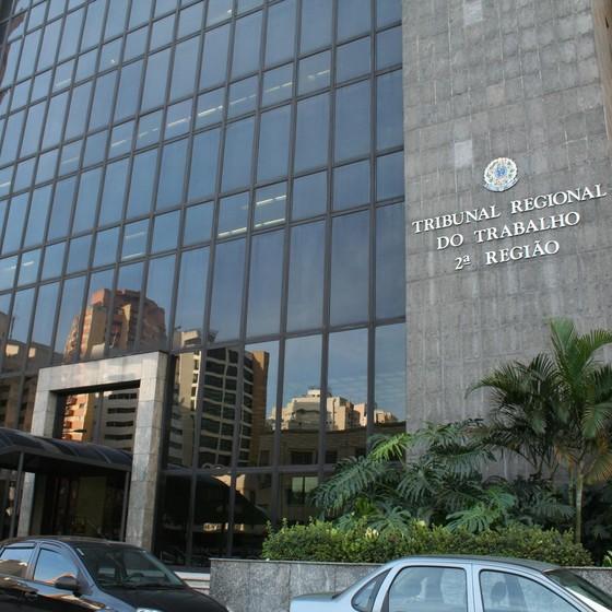 Tribunal Regional de São Paulo  (Foto: Secom/TRT)