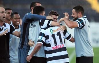 Duas partidas abrem no sábado 2ª fase da Copa Paulista; veja tabela