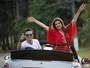 Mara Maravilha fala sobre noivado: 'O que vale é a aliança dentro da gente'