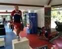 Jogadores do Bahia se reapresentam e têm trabalho físico no Fazendão