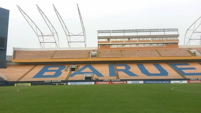 Arena Barueri (Foto: Nei Gaúcho/Arquivo pessoal)