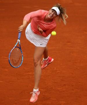 Sharapova vence Bacsinszky na estreia do WTA de Madri (Foto: Getty Images)