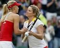 Sharapova enterra sonho de Clijsters e avança às semifinais em Londres