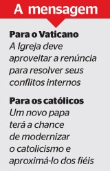 a mensagem 769 papa (Foto: reprodução/Revista ÉPOCA)