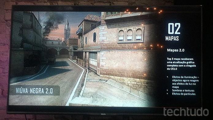 Um dos planos da equipe de Crossfire 2.0 é lançar, ainda este ano, um mapa inspirado nas favelas (Foto: Monique Alves/TechTudo)