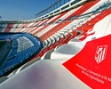 Torcida do Atlético prepara mosaico gigante para apoiar time contra o Bayern