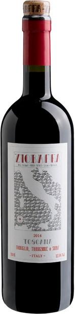 O vinho Ziobaffa (Foto: Divulgação)