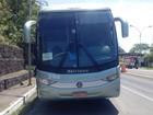 Motorista de ônibus é preso dirigindo embriagado na rodovia Rio-Santos