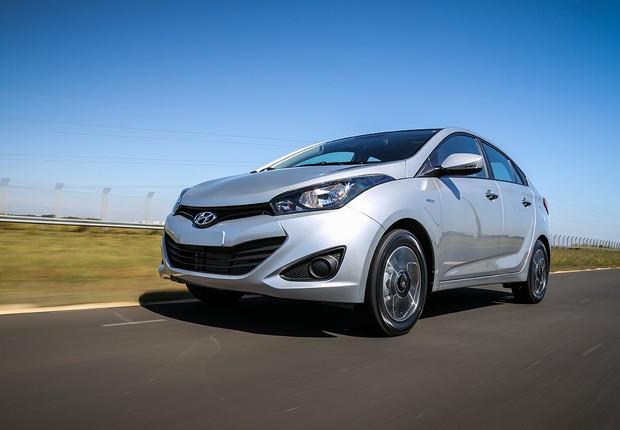 Hyundai HB20 Impress (Foto: Renato Durães/Autoesporte)