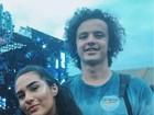 Lívian Aragão assume namoro com DJ José Marcos a revista