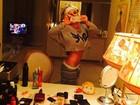 Britney Spears exibe cinturinha em selfie no espelho