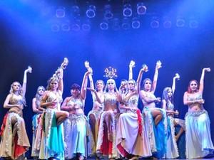 Espetáculo de dança do ventre começa neste sábado às 20h, na Usina de Artes (Foto: Aquele Casal Fotográfo)