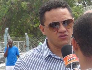 Mossoró se disse muito interessado em assumir a gerência de futebol do CSA (Foto: Henrique Pereira/ Globoesporte.com)