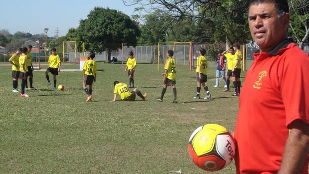 Nilton de Jesus Moreira, atletas, Casemiro, São Paulo (Foto: Filipe Rodrigues / Globoesporte.com)