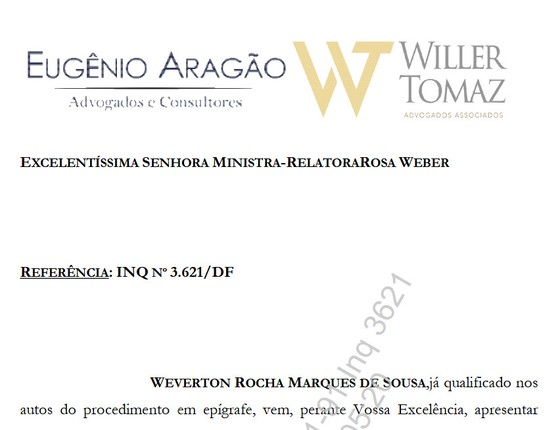 O ex-procurador Eugênio Aragão em uma parceria com o advogado Willer Tomaz (Foto: Reprodução)