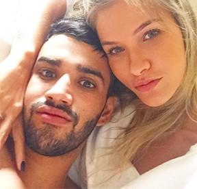 Gusttavo Lima e Andressa Suíta (Foto: Reprodução/ Instagram)