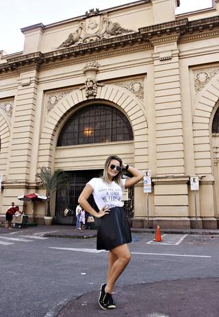 Geisy Arruda (Foto: Celso Tavares / Ego)
