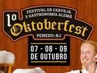 1º Festival de Cerveja e Gastronomia Alemã é atração em Penedo, RJ