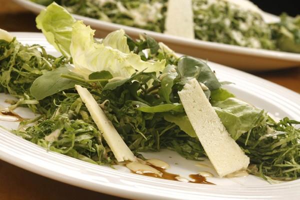 Salada verde (Foto: Divulgação)