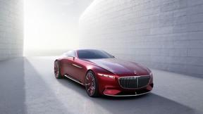 Mercedes-Maybach mostra conceito com 750 cv e muito luxo
