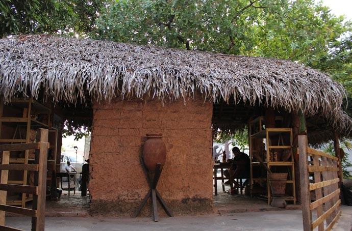 Central enaltece a cultura e as tradições piauienses (Foto: Katylenin França/Gshow)