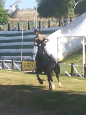 Campeonato Hipismo Parque Exposições Barbacena 3 (Foto: Vagner Tolendato)
