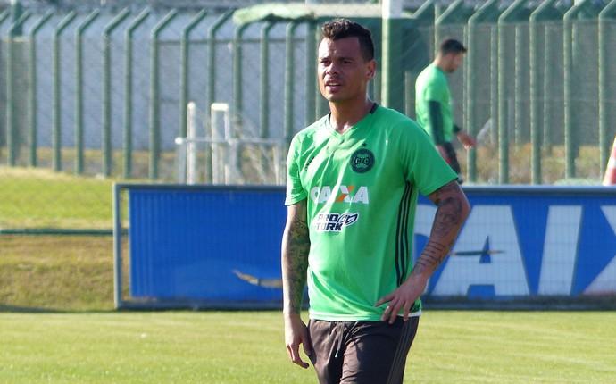 Bernardo Coritiba (Foto: Monique Silva)