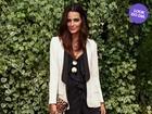 Look do dia: Fernanda Motta aposta em acessórios estilosos
