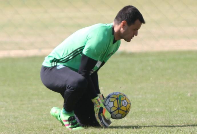 Coritiba Goleiro Wilson (Foto: Site oficial do Coritiba/Divulgação)