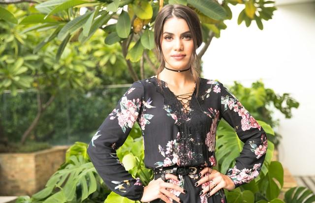 Camila Coelho (Foto: Miguel Sá)