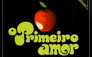 """Capa do disco da trilha sonora de """"O Primeiro Amor"""""""