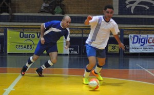 copa bancária de futsal (Foto: Manoel Façanha/Arquivo pessoal)