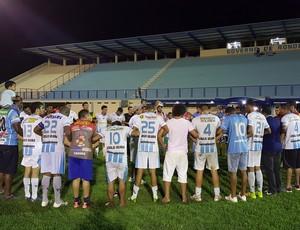Ji-Paraná conquistou vaga na final do turno (Foto: Marco Bernardi)