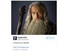Christopher Lee: no Twitter, fãs confundem Saruman com Gandalf