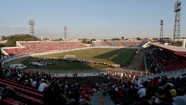 Estádio Novelli Júnior, em Itu, será palco do jogo entre Ituano e São Paulo, pelo Campeonato Paulista (Foto: Divulgação / Ituano / GloboEsporte.com)