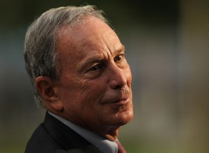 Michael Bloomberg – prefeito de Nova York (Foto: Getty Images)