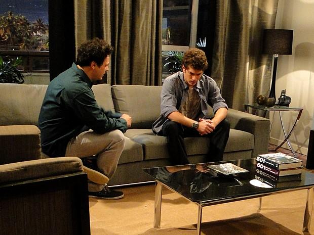 Gabriel recusa papel de protagonista da série (Foto: Malhação / TV Globo)