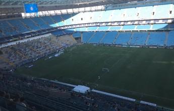 Grêmio e São José fazem duelo de invictos em jogo adiantado na Arena