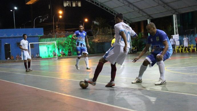 Copa Rede Amazônica de Futsal Rondônia (Foto: Daniele Lira)