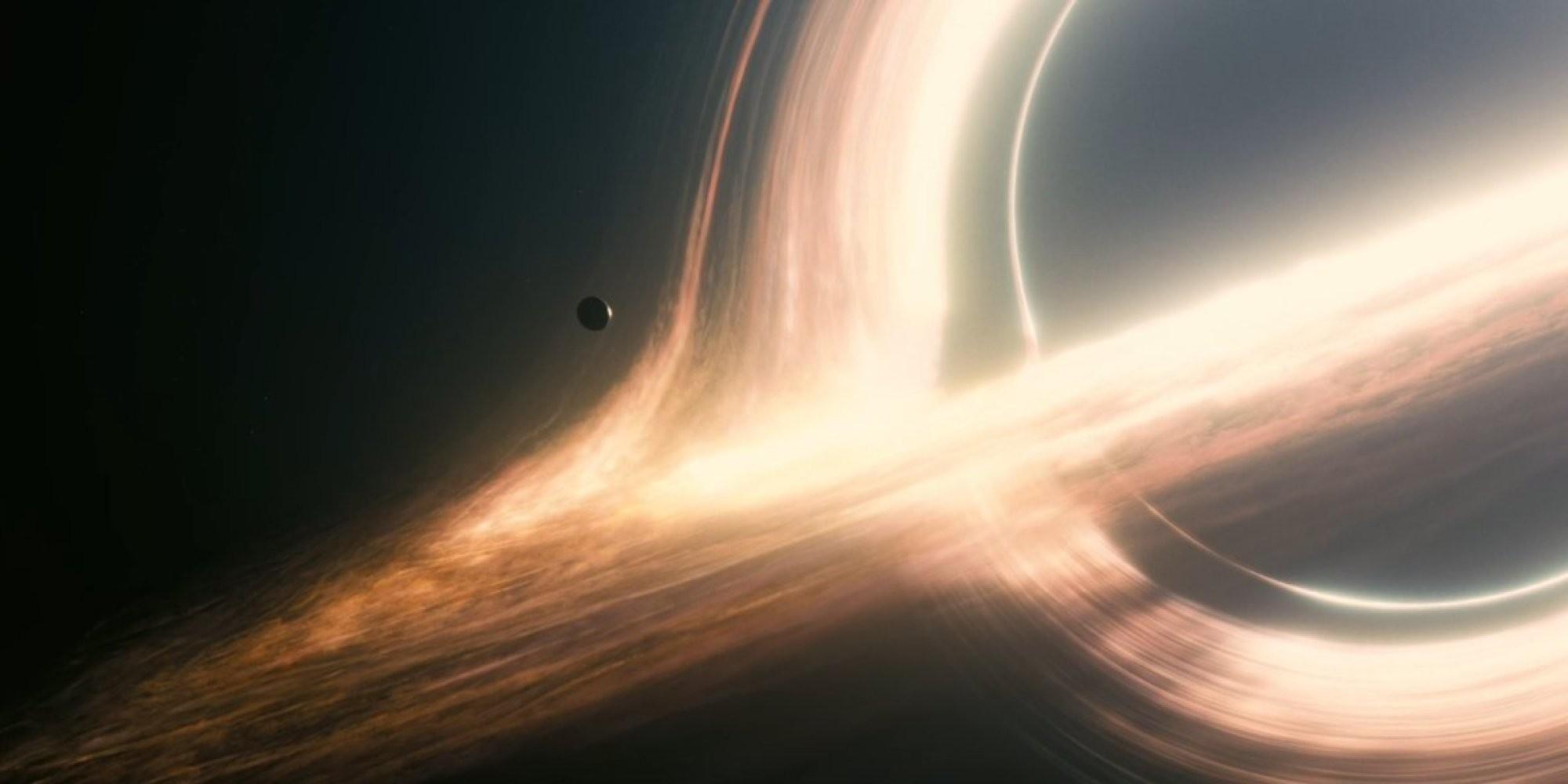 Buracos negros ganham perspectiva visual impressionante (Foto: Reprodução)