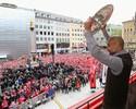 Guardiola exalta o Bayern, mas revela frustração com fracassos na Liga