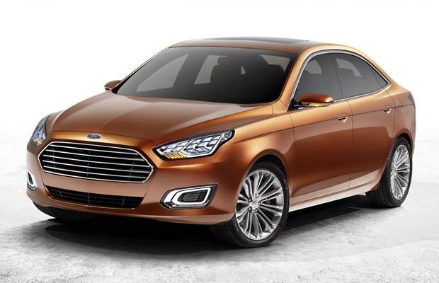 Ford Escort Concept (Foto: Divulgação)