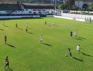 Briosa sofre nova derrota pela Segunda Divisão  (Foto: Juliana Vieira / Globoesporte.com)