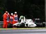 Massa admite erro em pista molhada e pede desculpas à equipe na Hungria