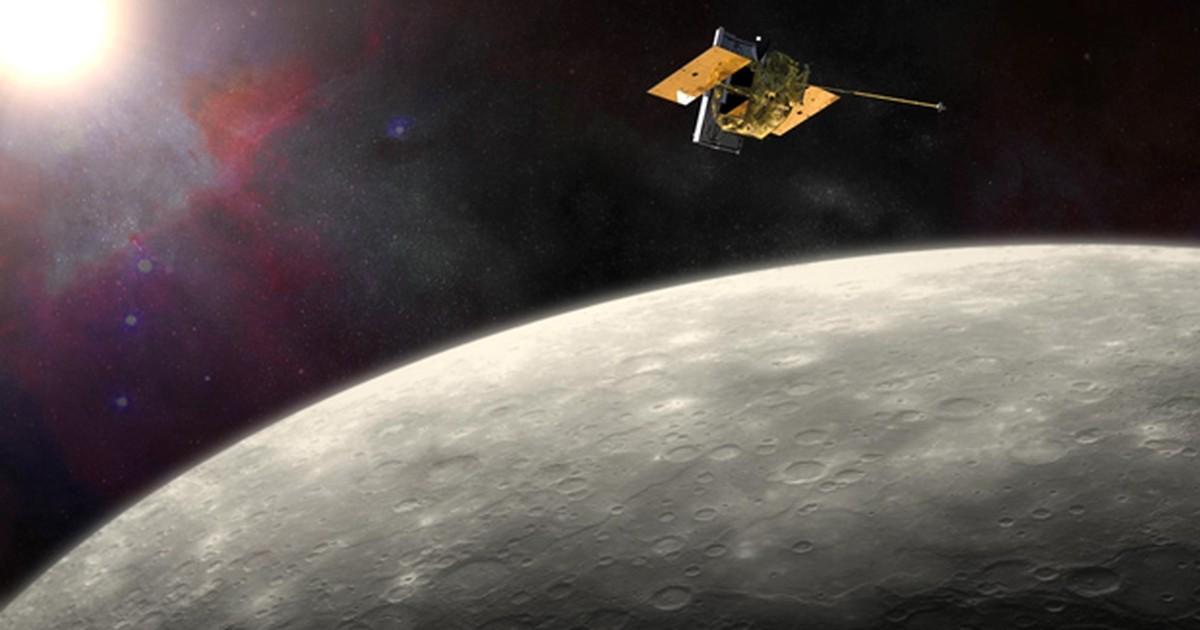 Sonda Messenger vai cair na superfície de Mercúrio nesta quinta