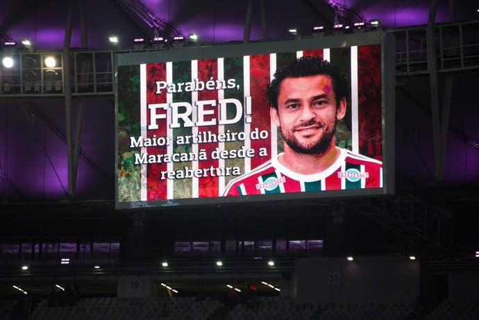 Fluminense x Botafogo, Fred, gol, Maracanã (Foto: Bruno Haddad/Fluminense F.C.)