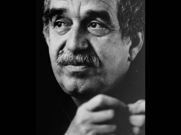 Retrato não datado de Gabriel García Márquez (Foto: AP/Hamilton/Arquivo)