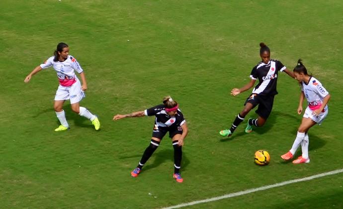 São José Vasco Brasileiro futebol feminino (Foto  Danilo  Sardinha GloboEsporte.com) e247df304599f