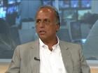 'É um grande desafio viver sem o petróleo', diz governador do RJ